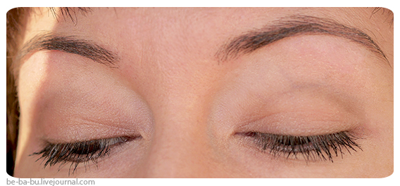 Тени для век Avon True Color Eyeshadow Quad - Stone Taupes\Яркий топаз. Отзыв, обзор, макияж.
