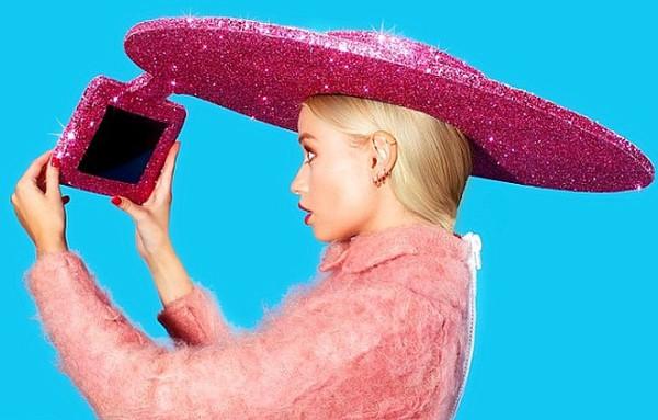 шляпа для селфи
