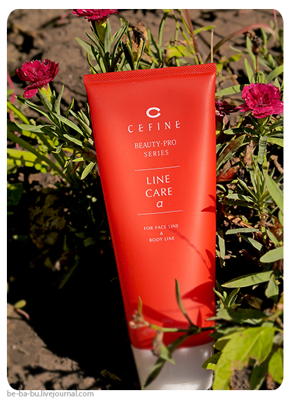 Cefine - Увлажняющий лифтинг-гель для лица и тела Beauty-Pro Line Care. Обзор, отзыв.