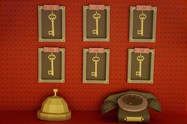 Бумажный Отель Гранд Будапешт Уэса Андерсона