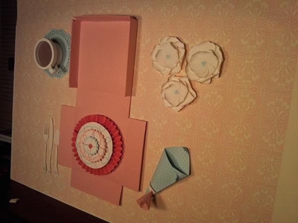 Отель Гранд Будапешт Уэса Андерсона воссоздали из бумаги