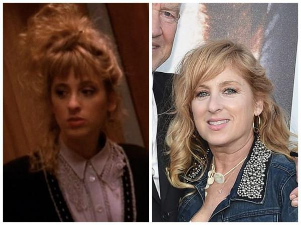 Актеры сериала Твин Пикс 25 лет назад и сейчас