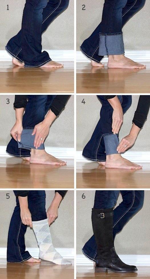как-завернуть-джинсы-в-сапоги