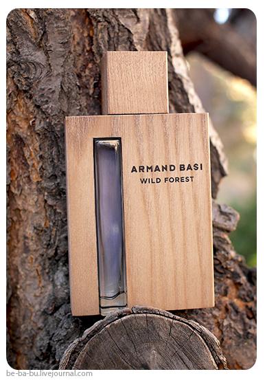 Armand Basi - Wild Forest для мужчин. Отзыв, обзор. Review