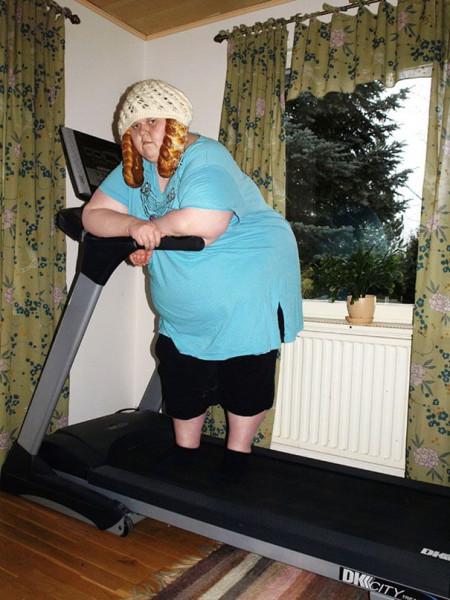 Быть толстой смешно?..