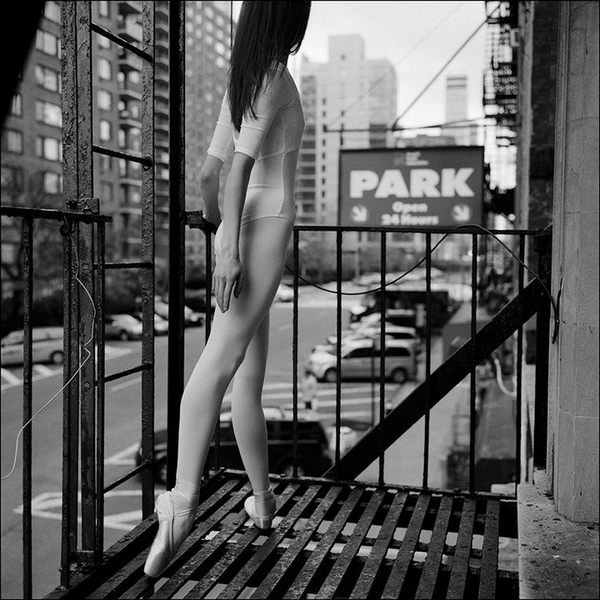 Балерины Нью-Йорка: как красота облагораживает мир вокруг