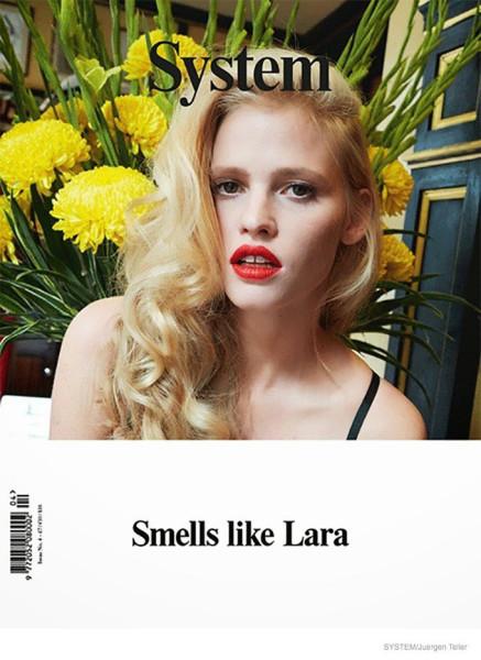 Лара Стоун без фотошопа
