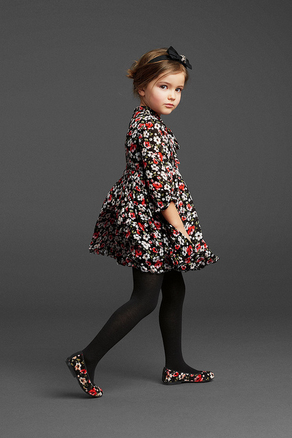 Dolce&Gabbana kids fall-winter 2014