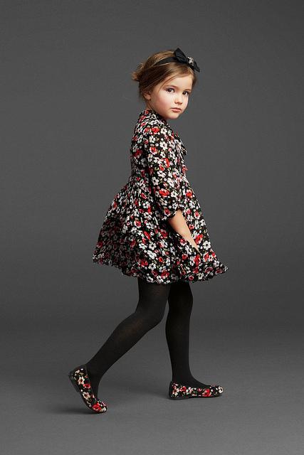 Dolce&Gabbana kids fall-winter 2014