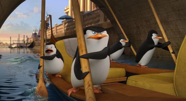 Как мы ходили на Пингвинов Мадагаскара Рецензия отзыв