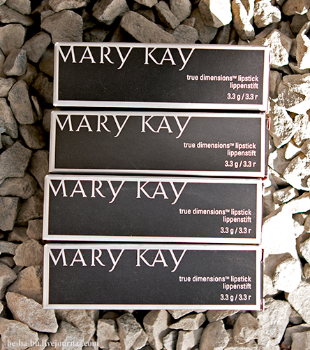 Mary Kay. True Dimensions - Pink Cherie, Wild About Pink, Colour Me Coral, Rosette. Обзор, свотчи. Review Swatch