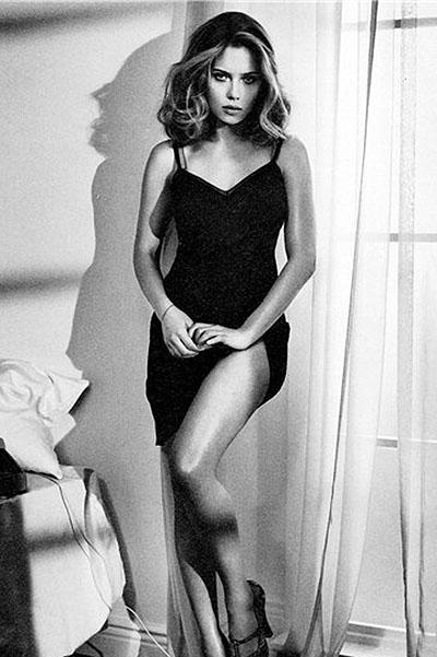 Скарлетт Йоханссон Esquire sexiest woman alive