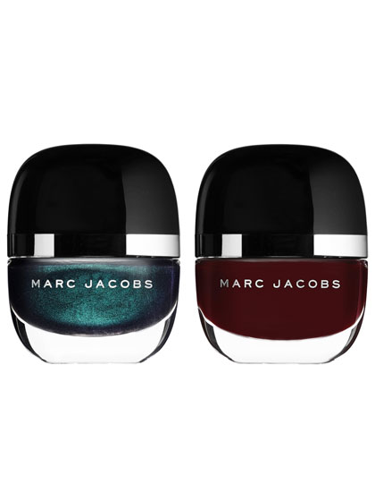MARC JACOBS NAIL POLISHES IN SALLY AND JEZEBEL