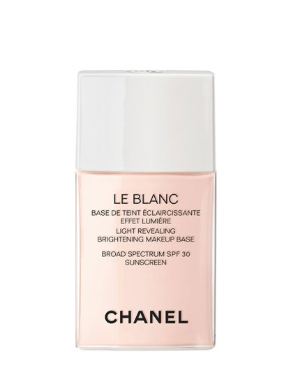 CHANEL LE BLANC LIGHT REVEALING BRIGHTENING MAKEUP BASE