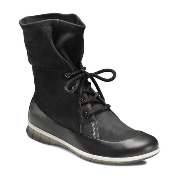 Ecco. Ботинки Агнес.