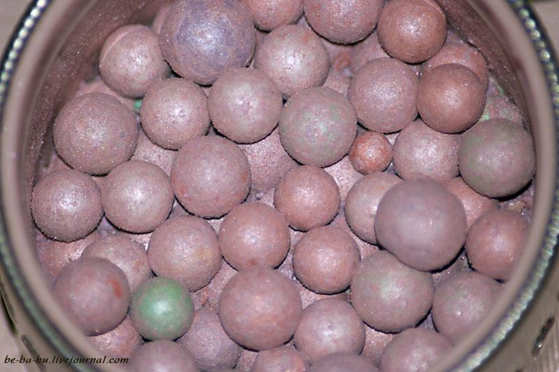 Китайские метеориты Guerlain Fake Guerlain meteorites подделка