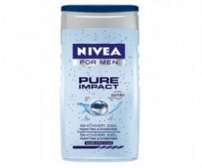 Nivea Men Shower Gel Заряд чистоты