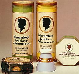 Как появился первый шампунь