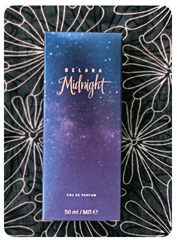 Парфюмерная вода Belara Midnight от Mary Kay. Обзор.