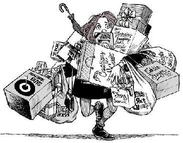 шопинг шопоголик шопоголизм