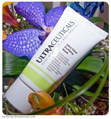 Ultraceuticals - Ультра-очищающая маска Ultra Clear Purifying Mask. Обзор, отзыв.