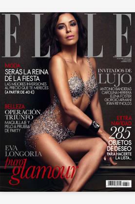 Лучшие обложки журнала ELLE за 2013 год