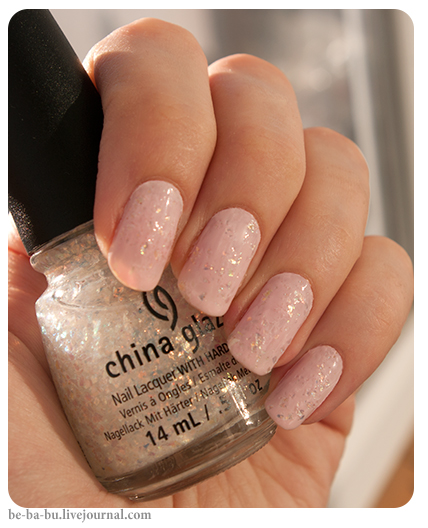 China Glaze Hunger Games Collection - Luxe and Lush. Обзор, отзыв, свотчи.