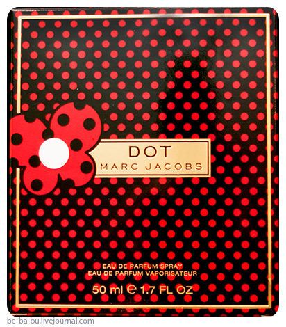 Marc Jacobs - Dot. Обзор, отзыв.