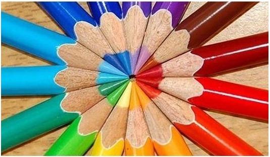 Базовый список сочетания всех цветов.