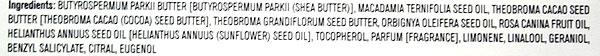 vetia floris ingredients mask