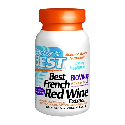 Полезное с iHerb: ресвератрол Natrol, Resveratrol, Diet, 60 Fast Capsules. Обзор, отзыв.