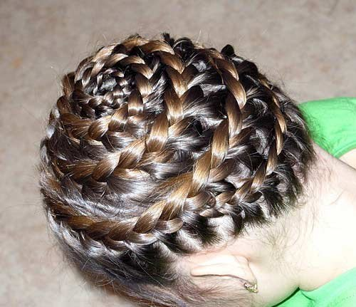 DIY: Заплетаем французскую косу или