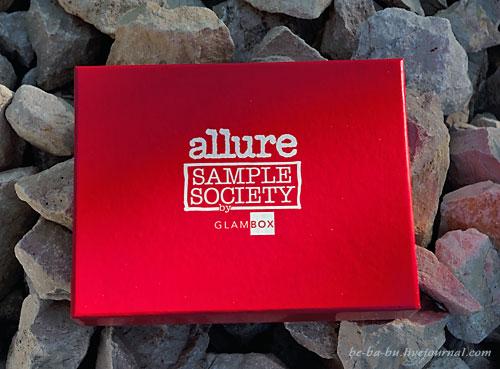 Allure Sample Society by Glambox обзор