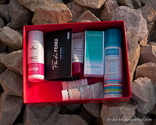 Allure Sample Society by Glambox обзор