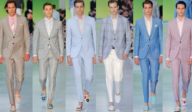 Мужская мода: главные тренды 2014