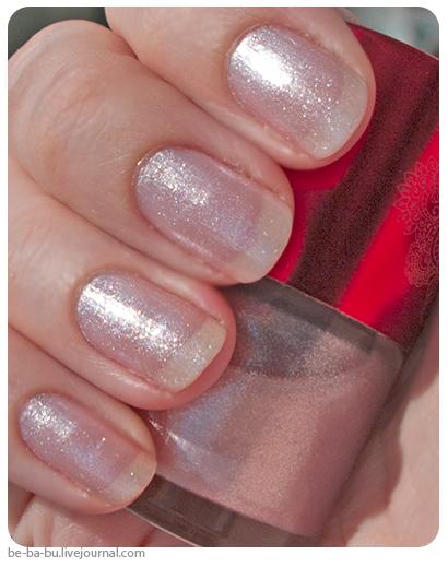 Лак для ногтей Faberlic Secret отзыв - YouTube