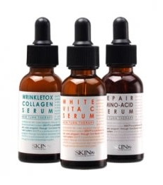 Skin79 New Turn Therapy Special Set Serum. Часть 1: White Vita C Serum. Отзыв. Review