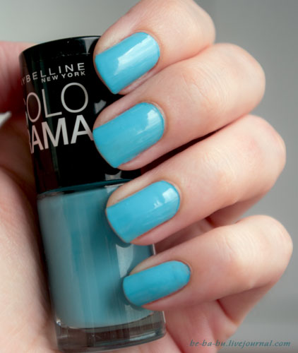 Maybelline Colorama Big City Life №651. Отзыв Review