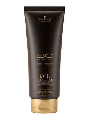 Schwarzkopf BC Bonacure Hairtherapy Oil Miracle Shampoo