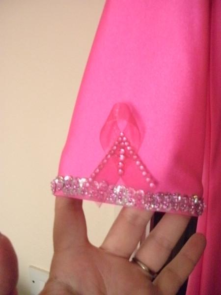 Baladi dress sleeve decoration