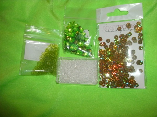 Lime beading options