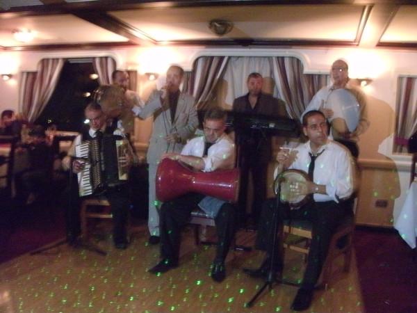 Luna's band
