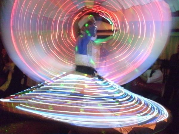 Electric Tannoura!