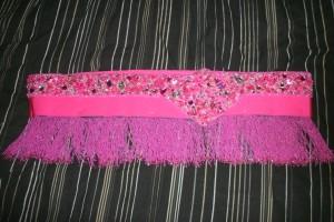 Belt, fully beaded, front 30.5.12