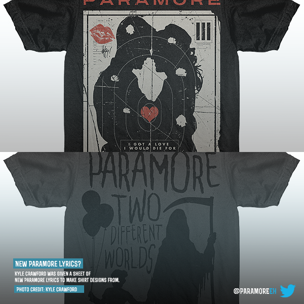 Ain't it fun chorus revealed, other lyrics: paramoremusic