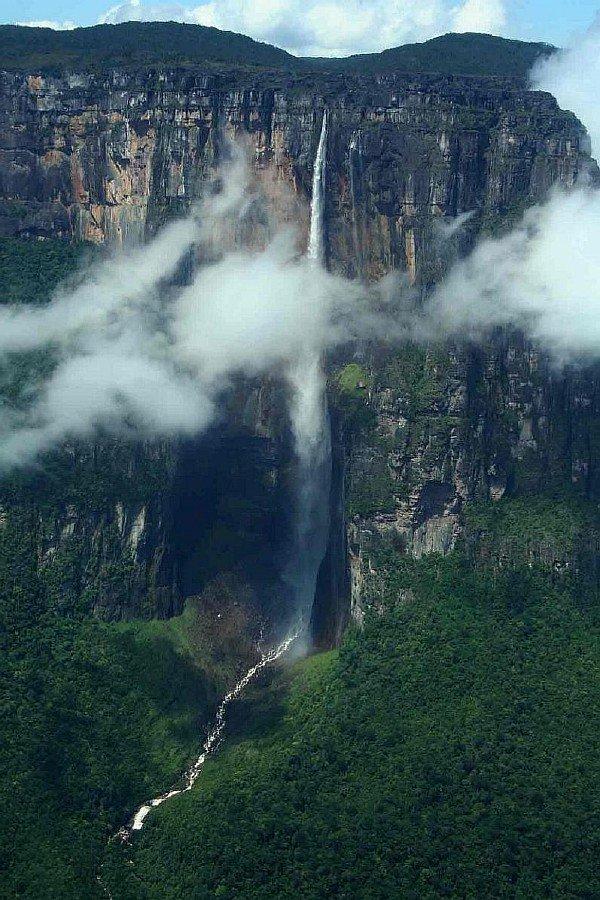 15 самых красивых водопадов мира