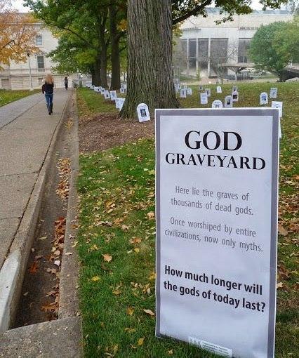 Кладбище богов
