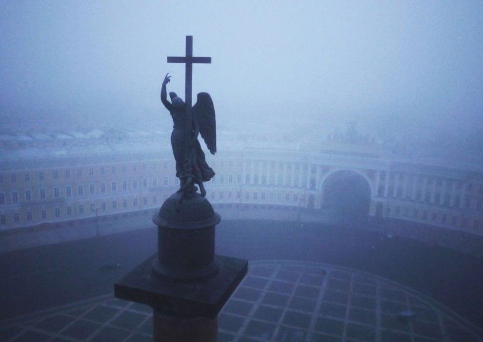 Неизвестные факты про всем известный Санкт-Петербург1