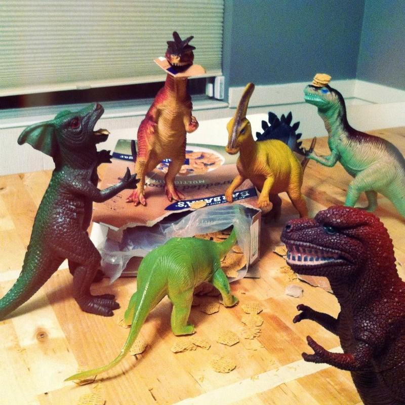 Папа убедил детей, что их игрушки оживают по ночам1