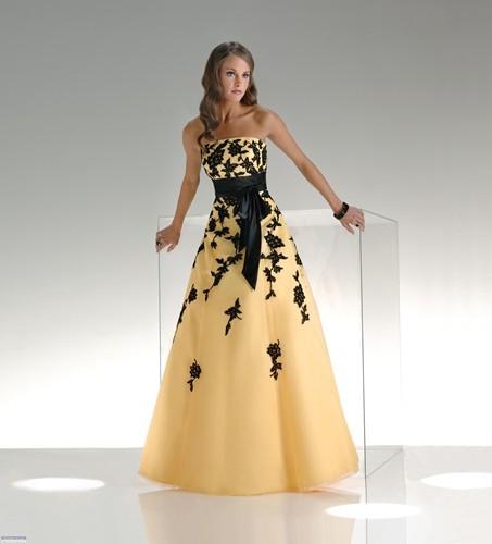 Самое красивое платье2